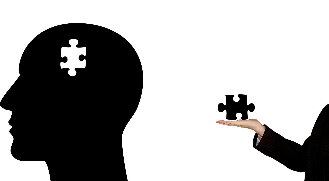 脳のパズル
