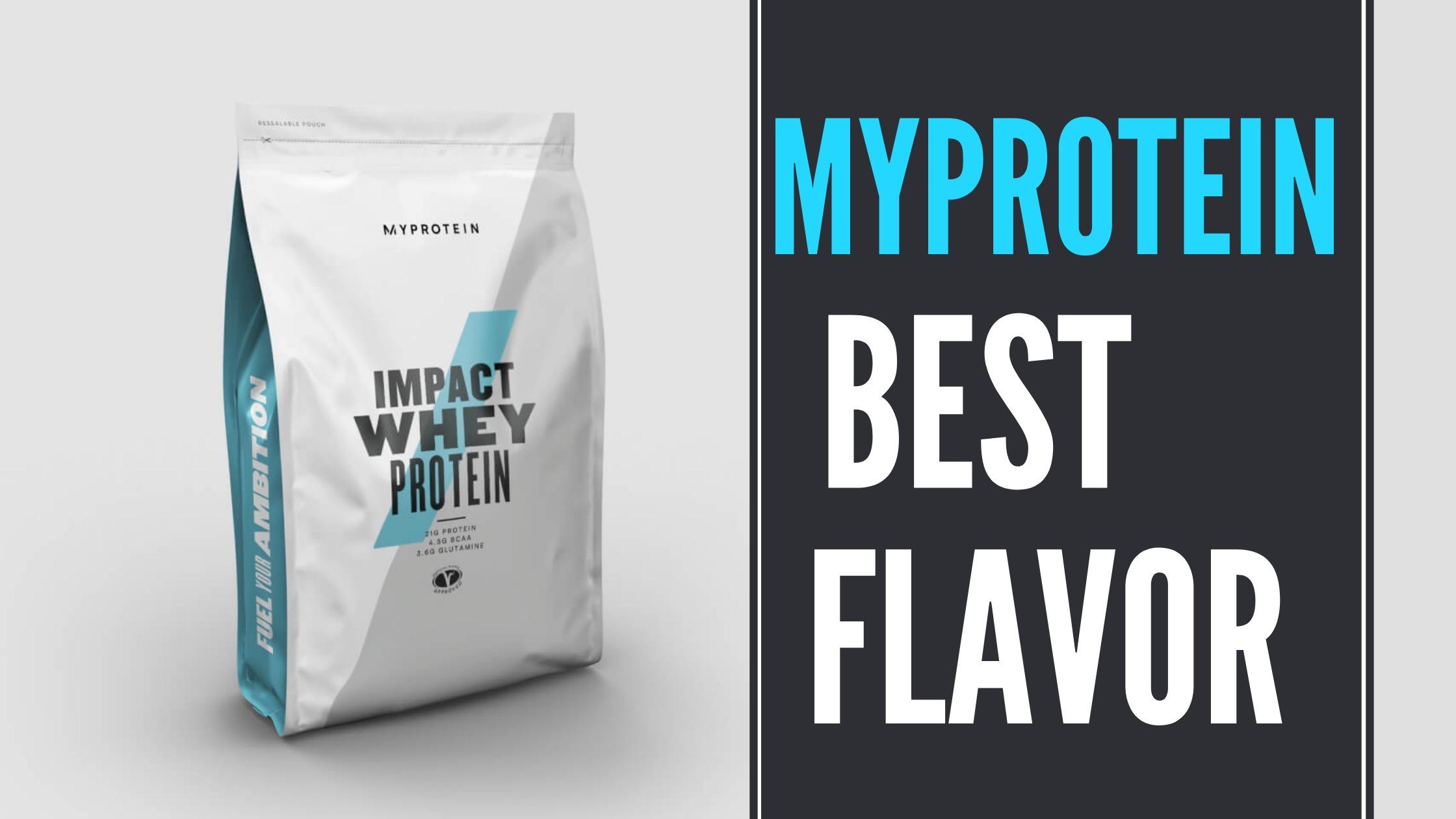 best flavor