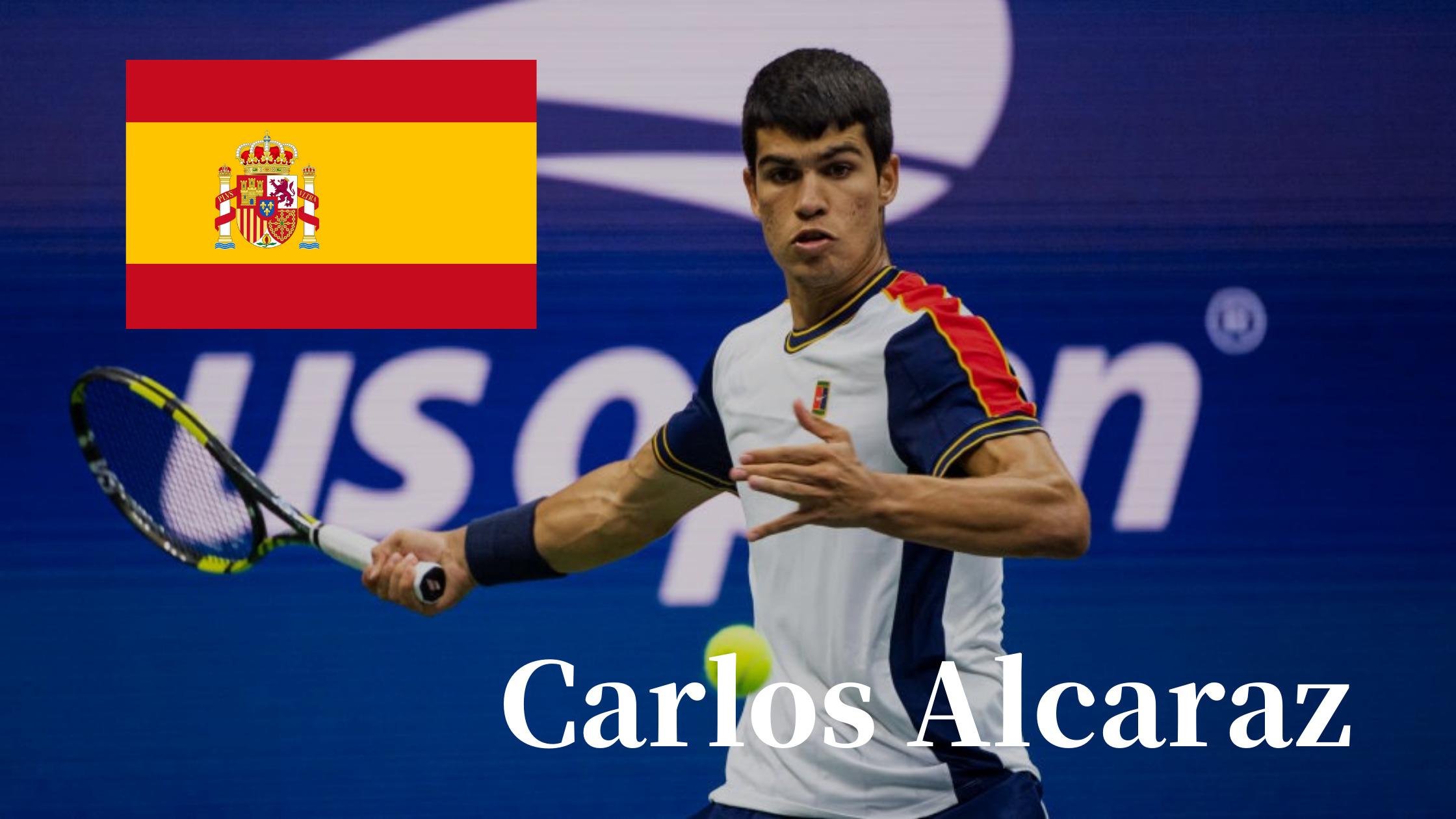 カルロス・アルカラス